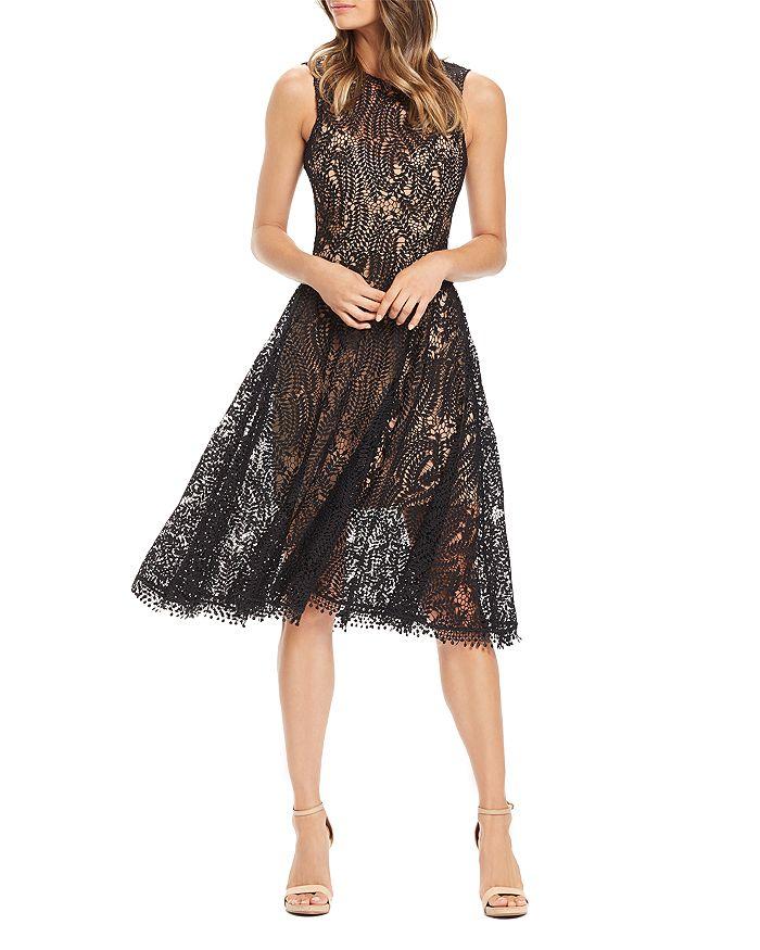 72d85668 Dress the Population Shane Lace Dress | Bloomingdale's