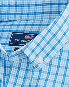 Vineyard Vines - Checked Dress Shirt - Little Kid, Big Kid