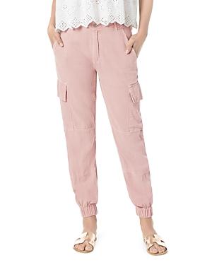 Joe's Jeans Pants CARGO PANTS IN ROSE MIST