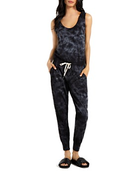 n:philanthropy - Sleeveless Tie-Dye Jumpsuit