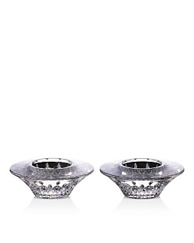 Waterford - Lismore Votives, Set of 2