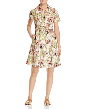 Tory Burch - Derrick Shirt Dress
