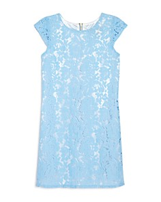 Laundry by Shelli Segal - Girls' Lace Shift Dress - Big Kid
