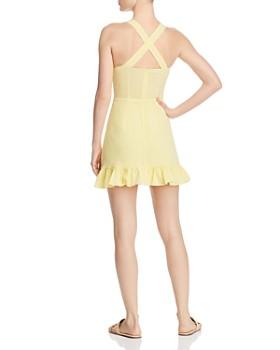 The Fifth Label - Movement Cross-Back Mini Dress