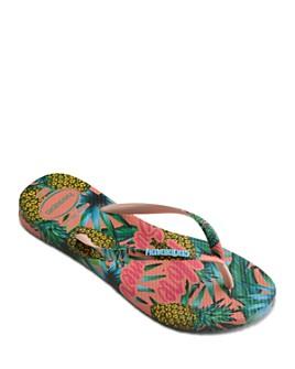 havaianas - Women's Slim Paradiso Flip-Flops