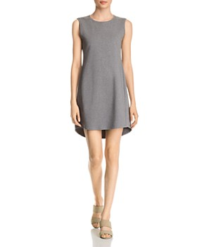 Eileen Fisher - Sleeveless High/Low Dress