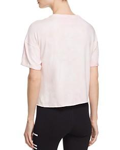 Calvin Klein - Tie-Dye Tie-Hem Tee