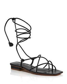 Dondoks - Women's Lace-Up Gladiator Sandals - 100% Exclusive
