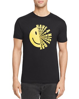 Pacific & Park - Narrows Smiley Nice Day Graphic Tee