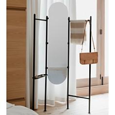 Umbra - Vala Floor Mirror