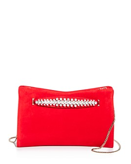 Jimmy Choo - Venus Suede Crossbody