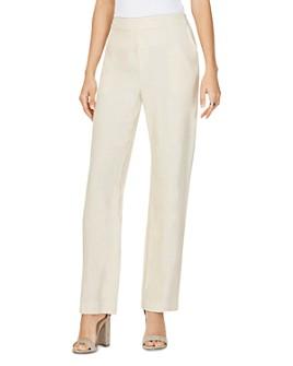 Foxcroft - Livingston Linen Pants