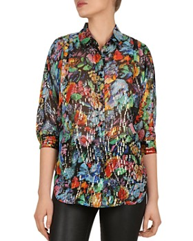 41acb76b1f00d2 The Kooples Women s Blouses   Shirts - Bloomingdale s