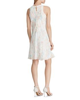 Ralph Lauren - Floral Crepe Dress