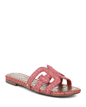 0d5e08be0 Sam Edelman - Women's Beckie Woven Slide Sandals ...