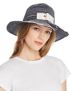 Raffaello Bettini - Pleated Straw Hat - 100% Exclusive