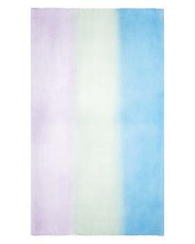 valbisenzio - Summer Joy Dip-Dye Cashmere Scarf