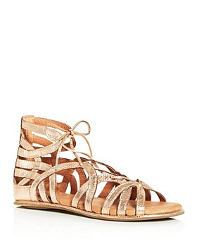 Gentle Souls by Kenneth Cole - Women's Break My Heart Gladiator Sandals