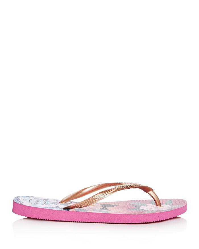 105c7091684 havaianas - Women s Slim Tropical Sunset Flip-Flops