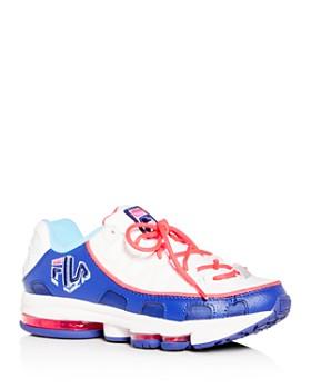 7e44eeac63d0 FILA - Women s Silva Trainer Low-Top Sneakers ...