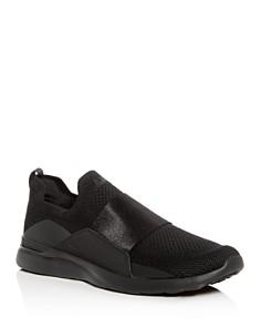 APL Athletic Propulsion Labs - Men's TechLoom Bliss Knit Slip-On Sneakers