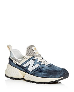 save off 73f8c 6fde3 New Balance - Men s 574S 2.0 Vintage Pack Distressed Low-Top Sneakers ...