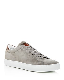 To Boot New York - Men's Pacer Suede Low-Top Sneakers