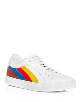 a38fa6973ac Paul Smith - Men s Basso Leather Low-Top Sneakers ...