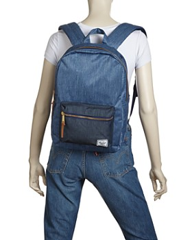 Herschel Supply Co. - Settlement Mid Volume Denim Backpack