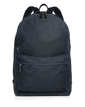 b2c307ec18 The Men's Store at Bloomingdale's - Waxed Canvas Backpack - 100% Exclusive  ...