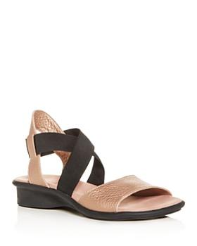Arche - Women's Satia Crisscross Ankle-Strap Sandals