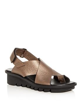 Arche - Women's Ikam Slingback Crisscross Sandals