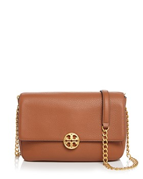 267bf33749 Tory Burch - Chelsea Leather Convertible Shoulder Bag ...