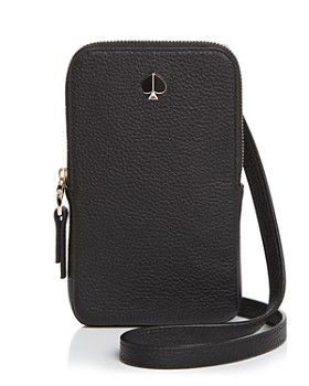 37a1356ec82 kate spade new york - Polly Leather Phone Crossbody ...