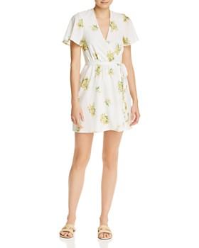 Show Me Your MuMu - Andrea Floral Wrap Dress