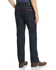 7 For All Mankind - Series 7 Clean Pocket Straight Fit Jeans in Diplomat