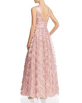 1c1a01ee36c1 ... Avery G - Floral Embroidered Tulle Gown