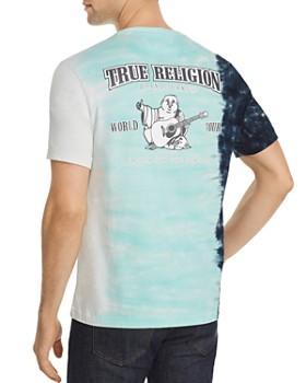 True Religion - Tie-Dye Logo Graphic Tee