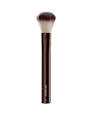 What It Is: A densely packed, medium domed shape effortlessly applies foundation, blush and highlighters. What It Does: - Feature Peta-approved, high-grade, ultra-soft Taklon bristles - Weighted metal handles provide control for effortless blending and application - May be used to apply liquid, cream or powder products - Taklon is an excellent alternative for those who suffer from allergies to animal hair - Taklon is a more hygienic alternative to animal hair