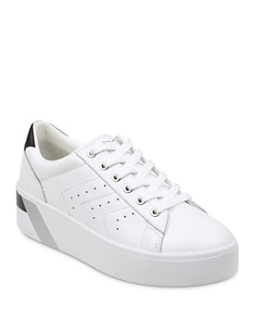 Marc Fisher LTD. - Women's Tony Leather Sneakers