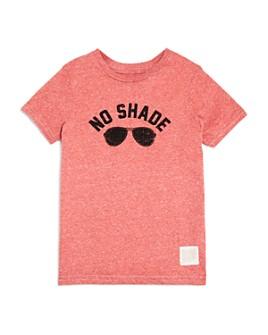 Retro Brand - Boys' No Shade Tee - Little Kid, Big Kid