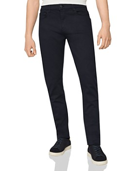 REISS - Deep Straight Fit Jeans in Stay Blue