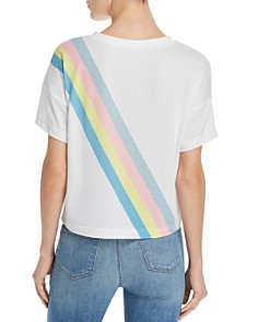 Honey Punch - Striped-Back Tee