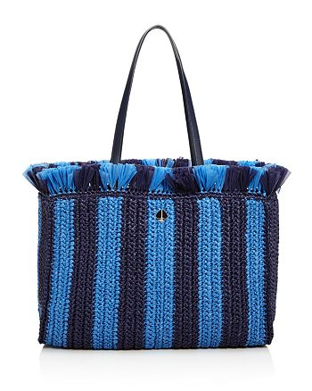 kate spade new york - Large Raffia Tote