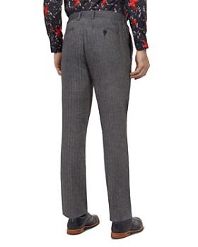 0a3879ba5 ... Ted Baker - Balrtro Herringbone Regular Fit Trousers