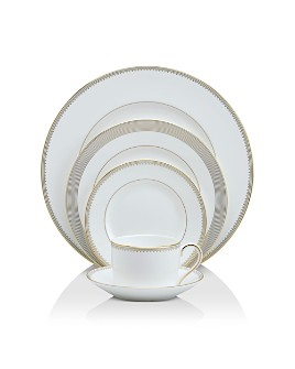 Vera Wang - Golden Grosgrain Dinnerware Collection
