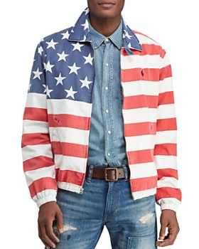 Polo Ralph Lauren - Americana Bayport Flag Windbreaker Jacket