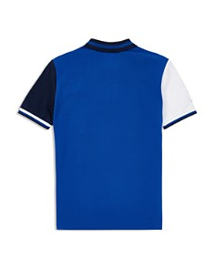 Ralph Lauren - Boys' Color-Block Mesh Polo - Big Kid