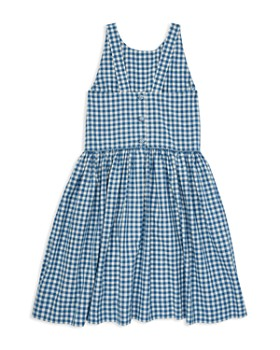 Ralph Lauren - Girls' Gingham Dress - Big Kid