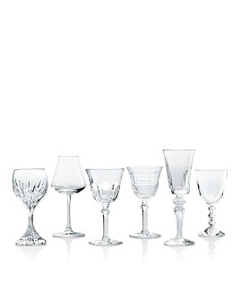 Baccarat - Box of Wine, Set of 6